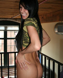 Misty Gates bottomless army brat